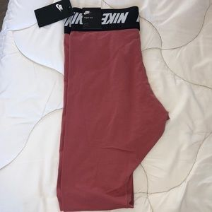 Nike tight fit brand new leggings